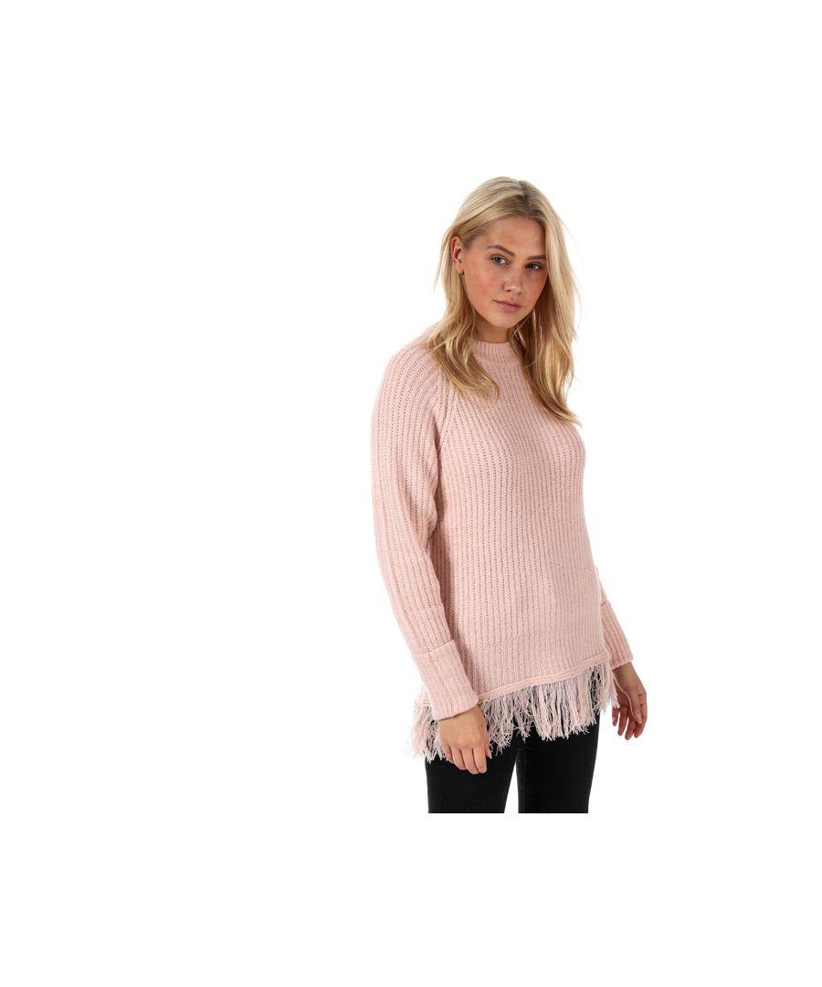 Image for Women's Vero Moda Acel Jumper in Rose