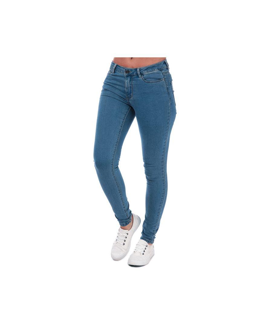 Image for Women's Vero Moda Julia Flex It Slim Jeggings in Denim