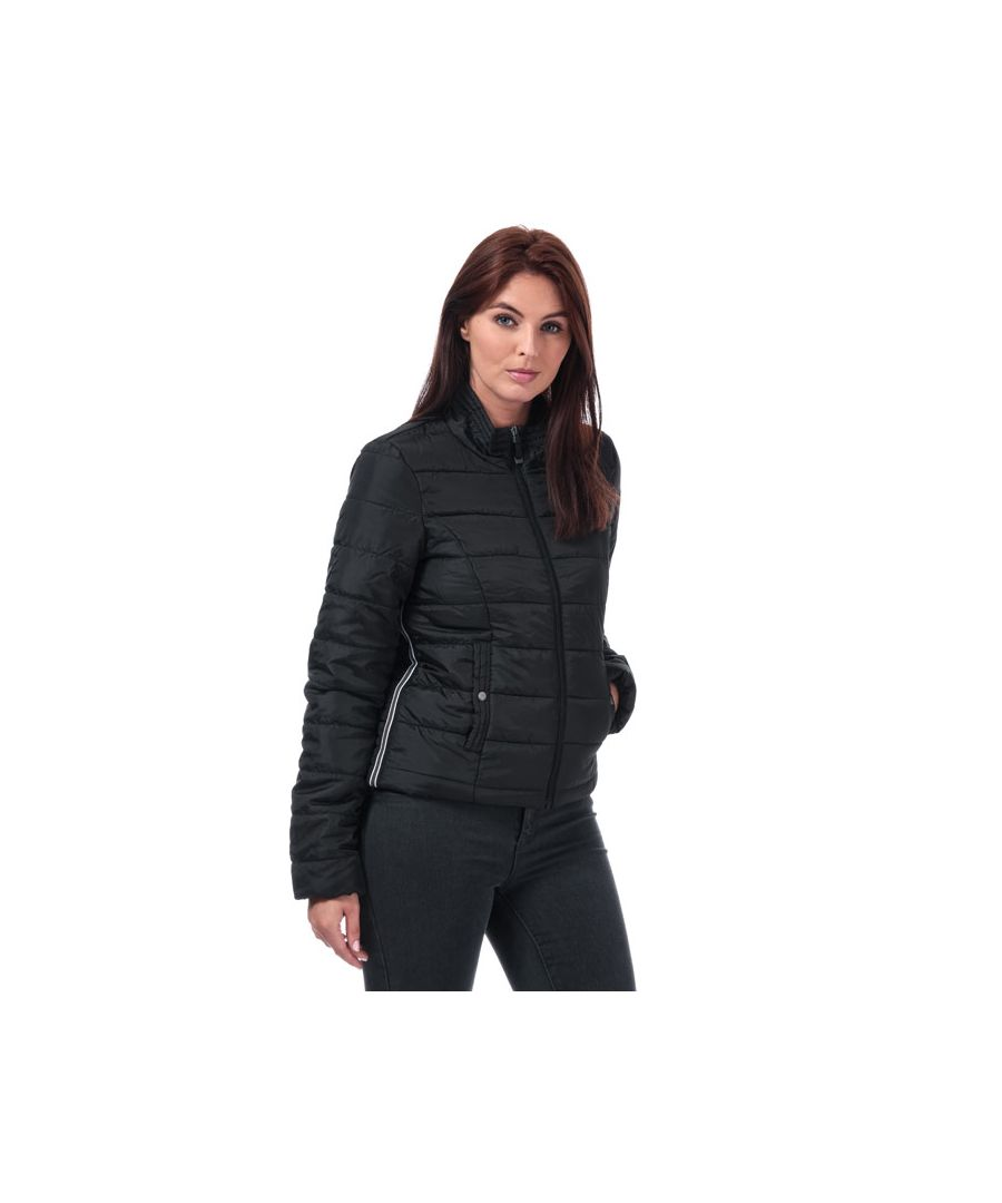 Image for Women's Vero Moda Simone Short Jacket in Black