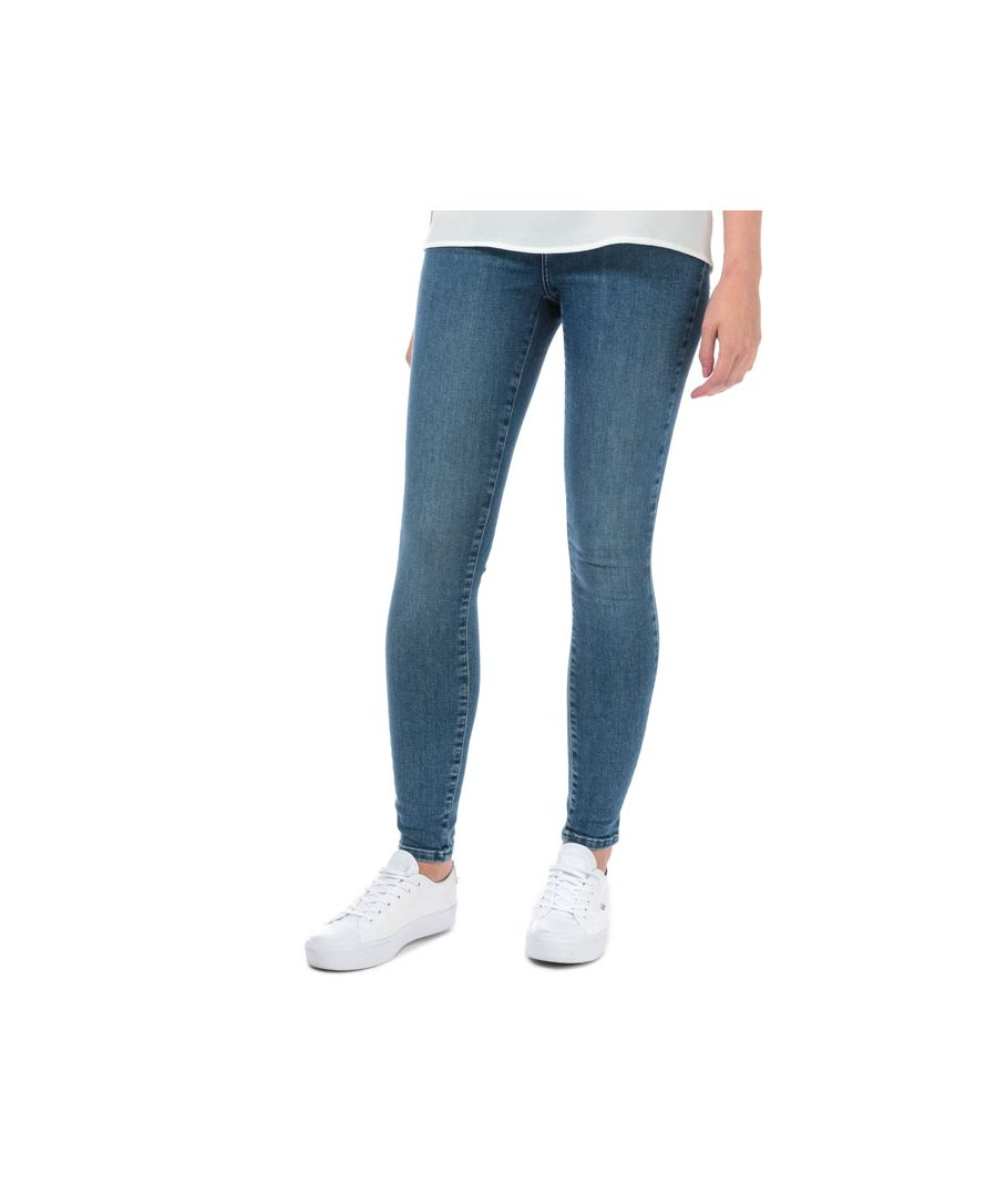 Image for Women's Vero Moda Sophia High Rise Skinny Jeans in Denim