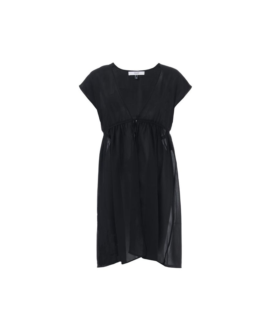 Image for Women's Vero Moda Blazer Beach Kimono in Black