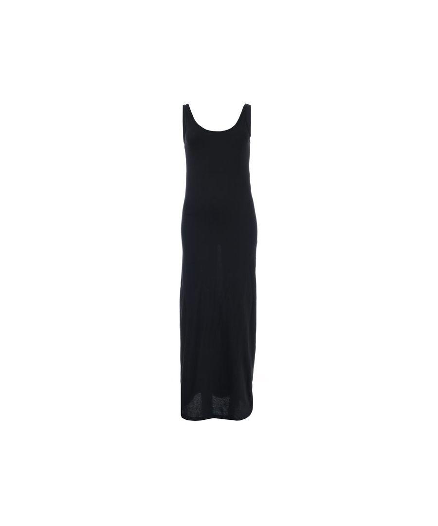 Image for Women's Vero Moda Anna Maxi Dress in Black