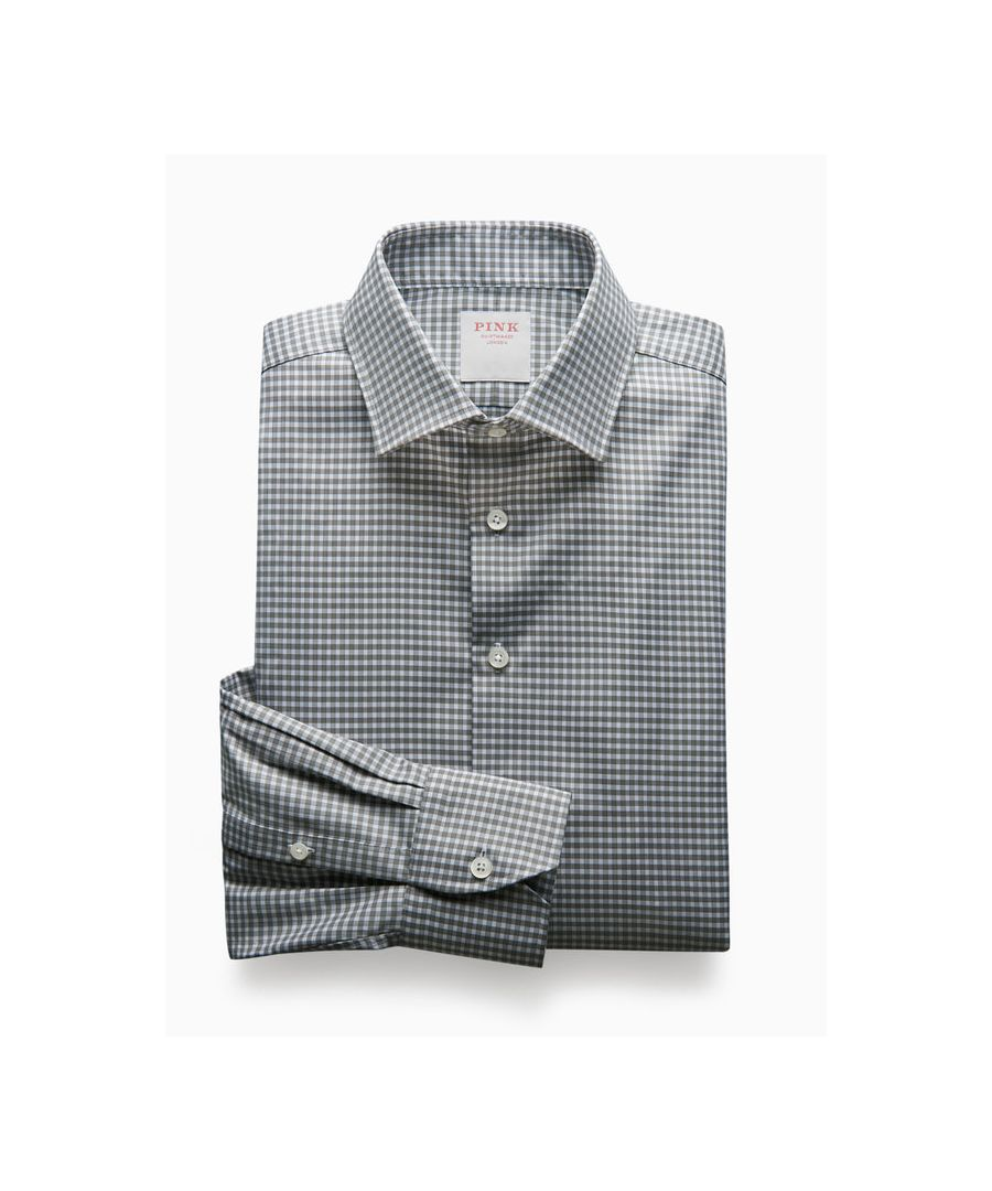 Image for Travel Gingham Check Twill