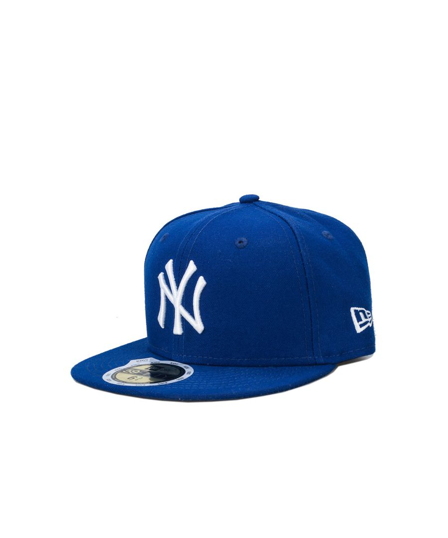 Image for Accessories New Era Kids 59Fifty NYY Basic Cap in Blue