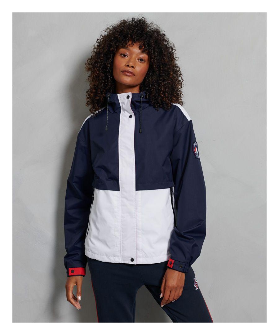Image for SUPERDRY Long Sleeved Essential Lightweight Jacket