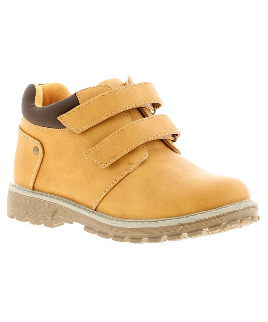 Image for Rockstorm gabriel older boys boots tan