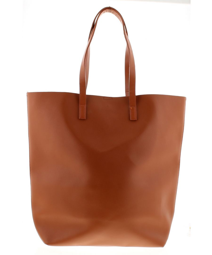 Image for Wynsors large tote womens bag tan