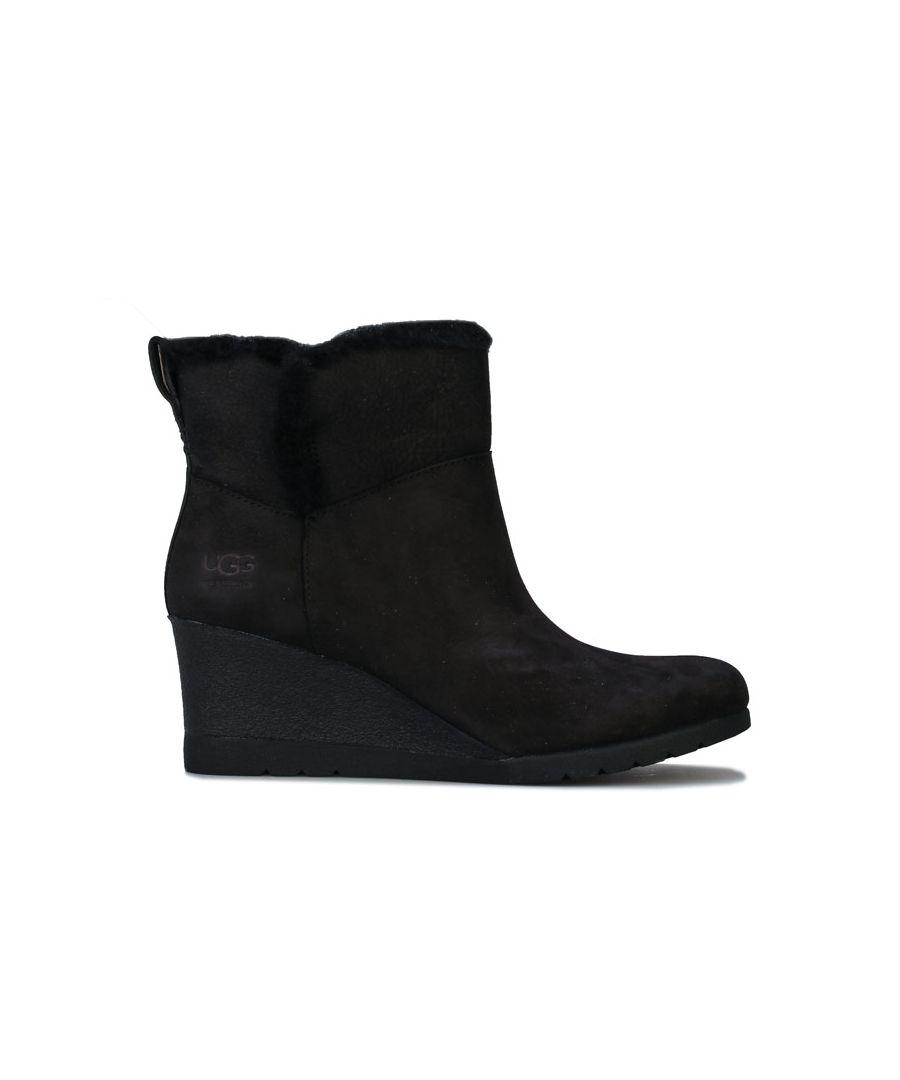 Image for Women's Ugg Australia Devorah Boots in Black