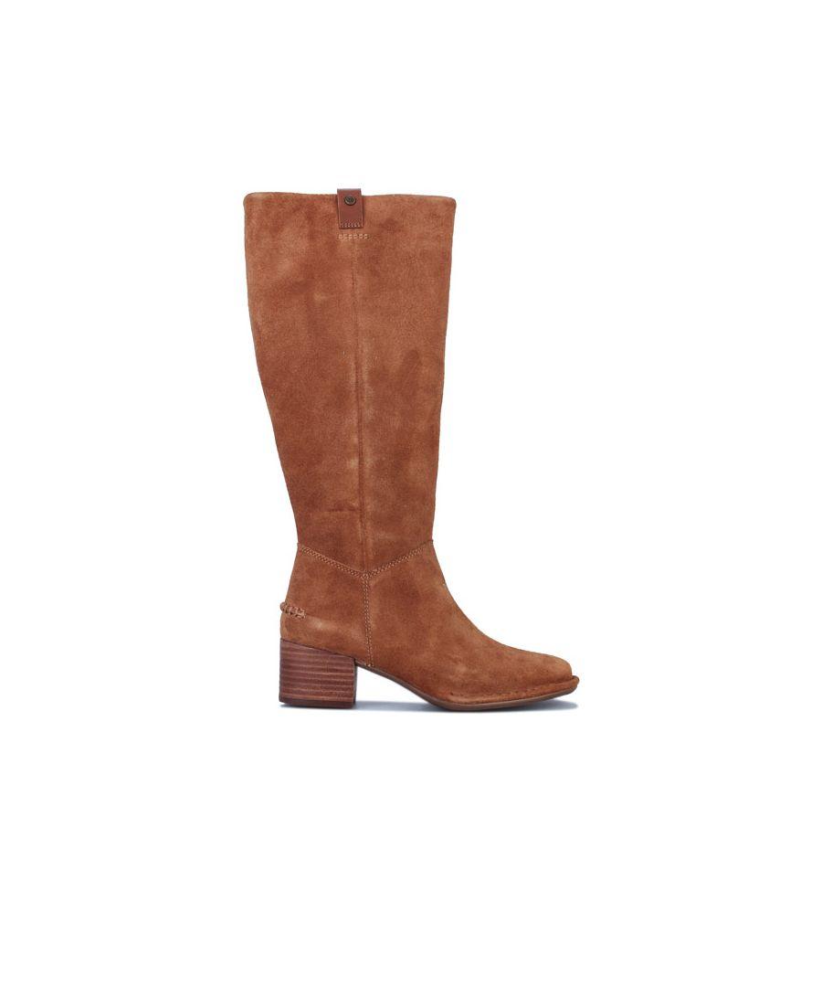 Image for Women's Ugg Australia Arana Boots in Chestnut