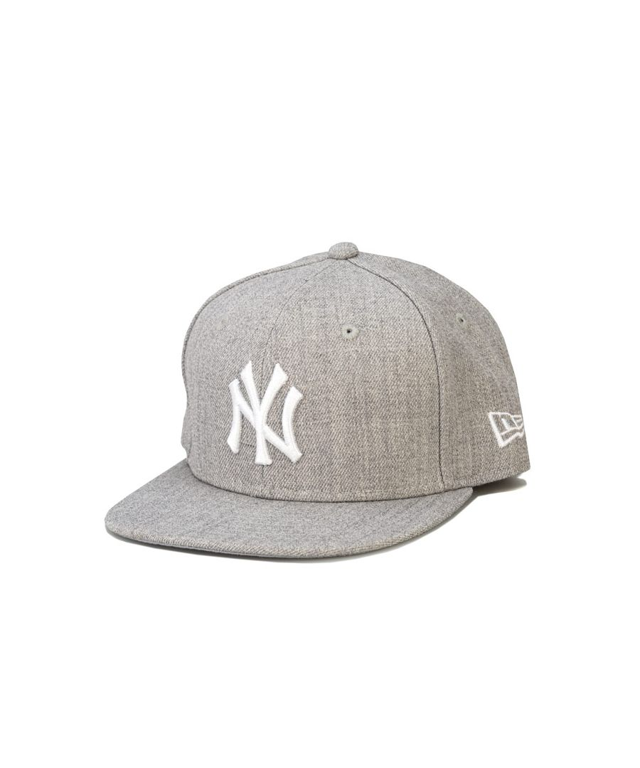 Image for Accessories New Era Kids New York Yankee Basic 59Fifty Cap in Grey