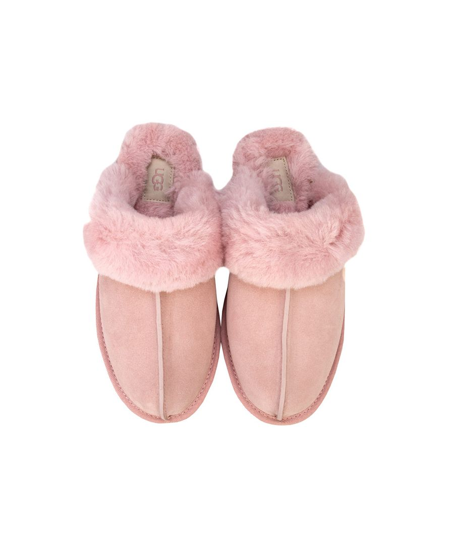Image for Women's Ugg Australia Scuffette II Slippers in Pink