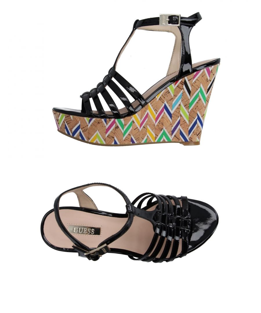 Image for Guess Black Sandals