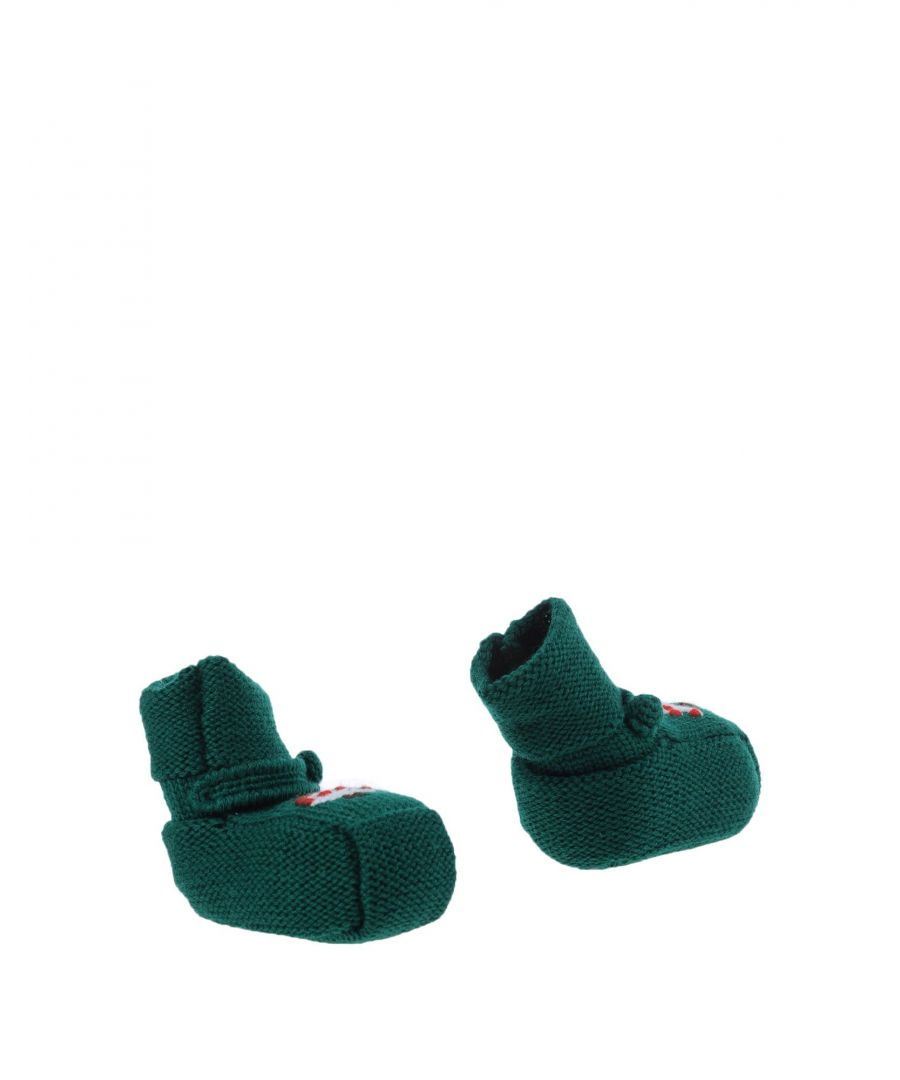Image for Dolce & Gabbana Wool Newborn Shoes