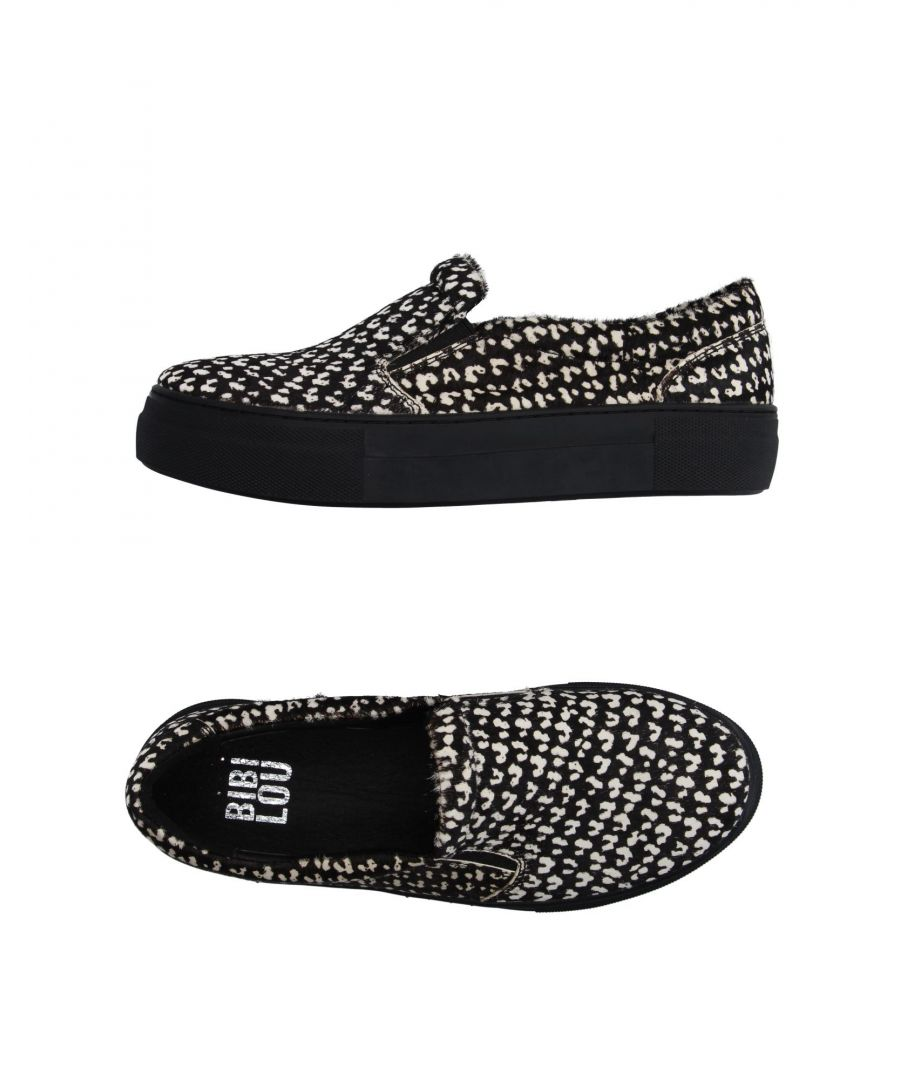 Image for Bibi Lou Black Leather Loafers