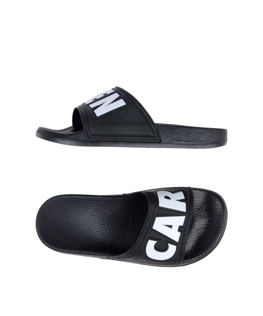 Image for FOOTWEAR Carven Black Woman Rubber