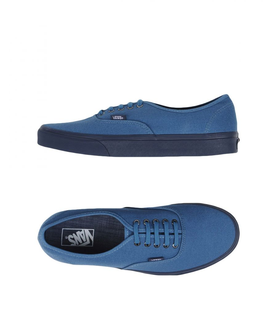 Image for FOOTWEAR Vans Slate blue Man Textile fibres