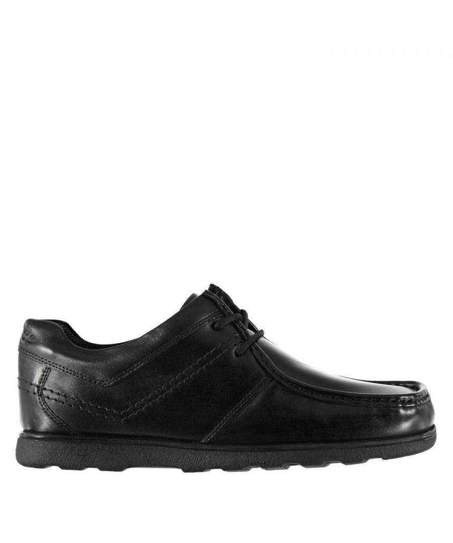 Image for Kangol Mens Gents Waltham Lace Up Shoes Smart Formal Occasions Events Footwear
