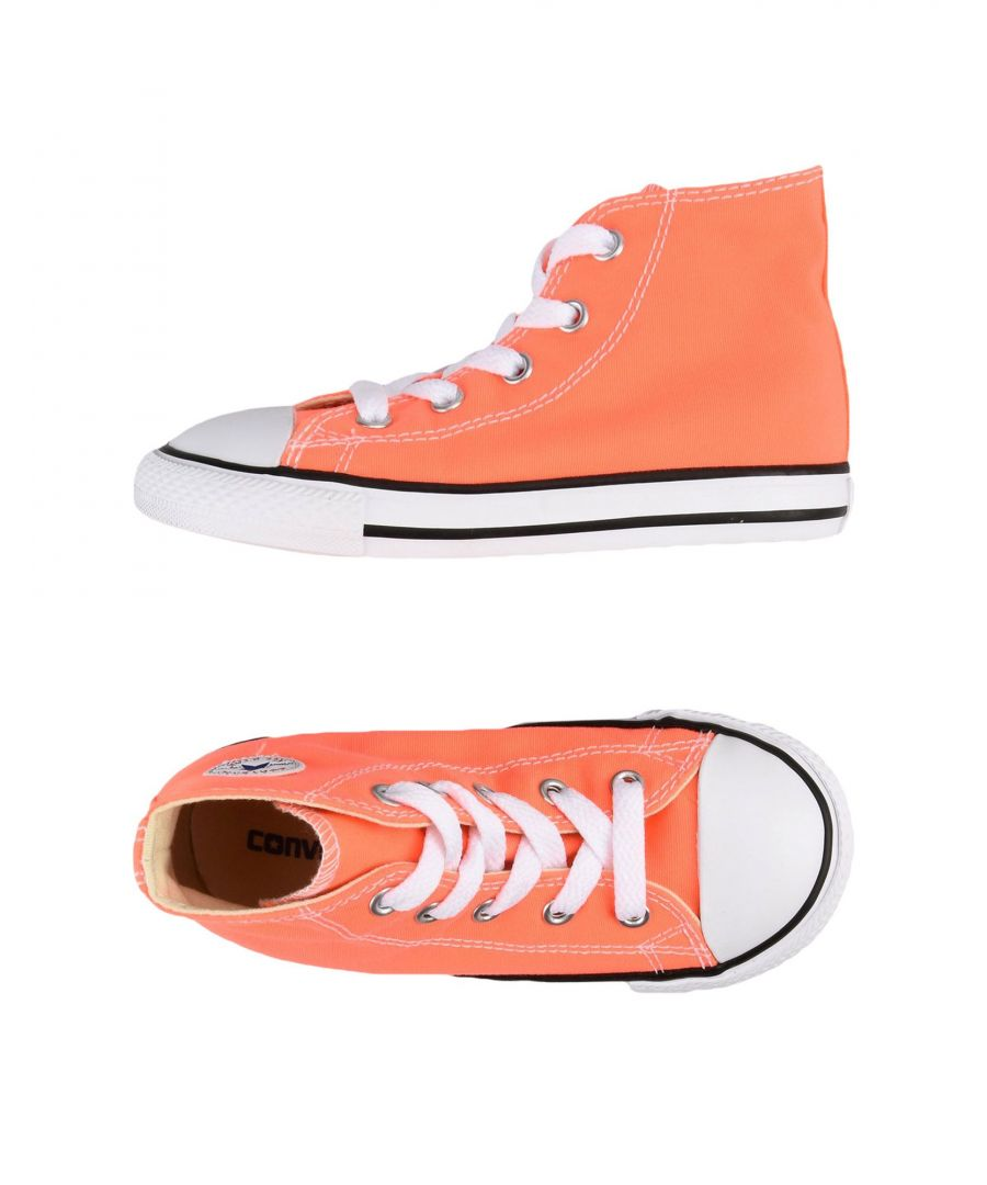 Image for Converse All Star Unisex Chuck Taylor High Tops - Orange