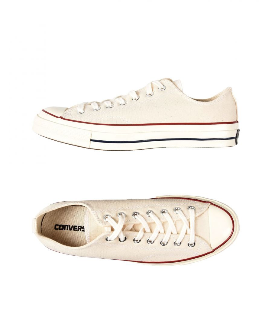 Image for FOOTWEAR Converse All Star Ivory Man Textile fibres