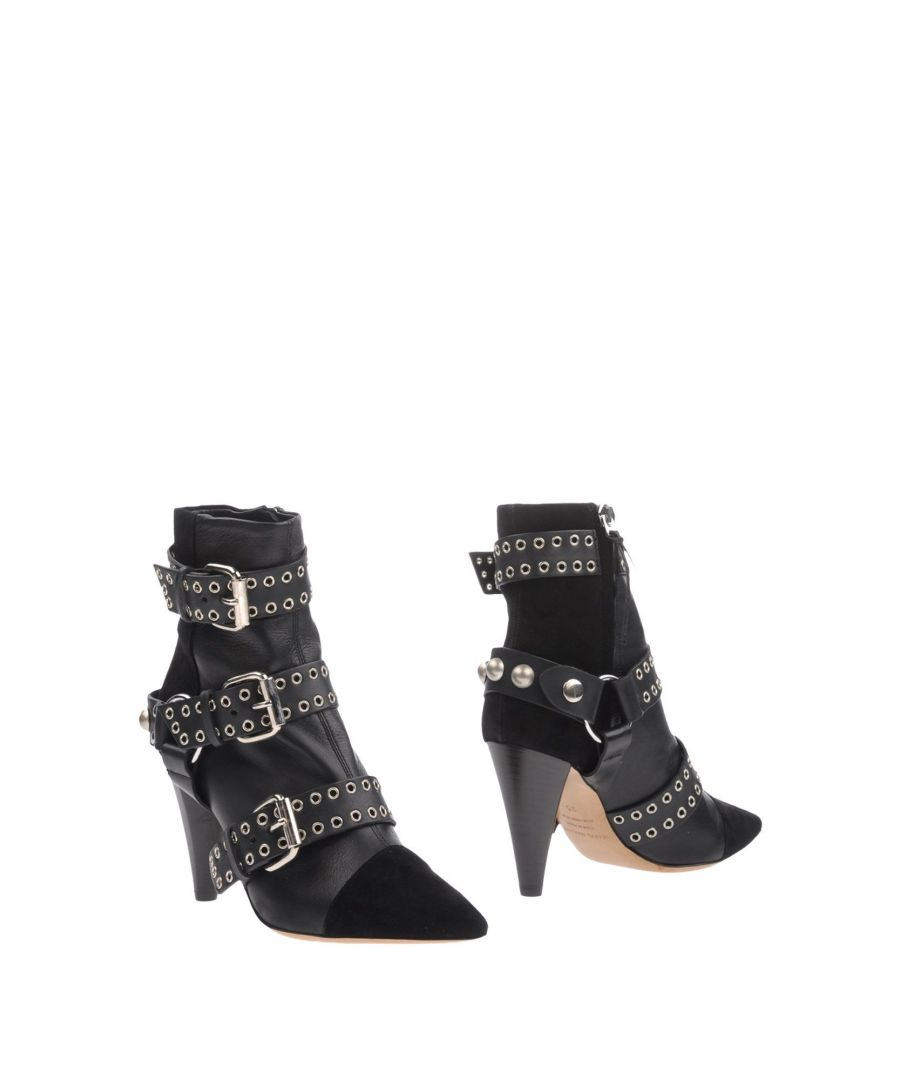 Image for Isabel Marant Black Leather Boots