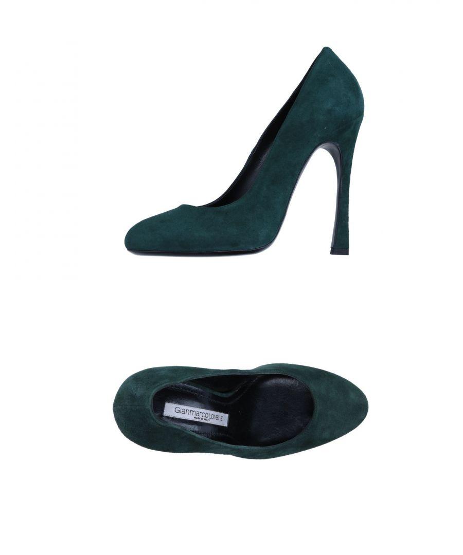 Image for FOOTWEAR Gianmarco Lorenzi Green Woman Leather