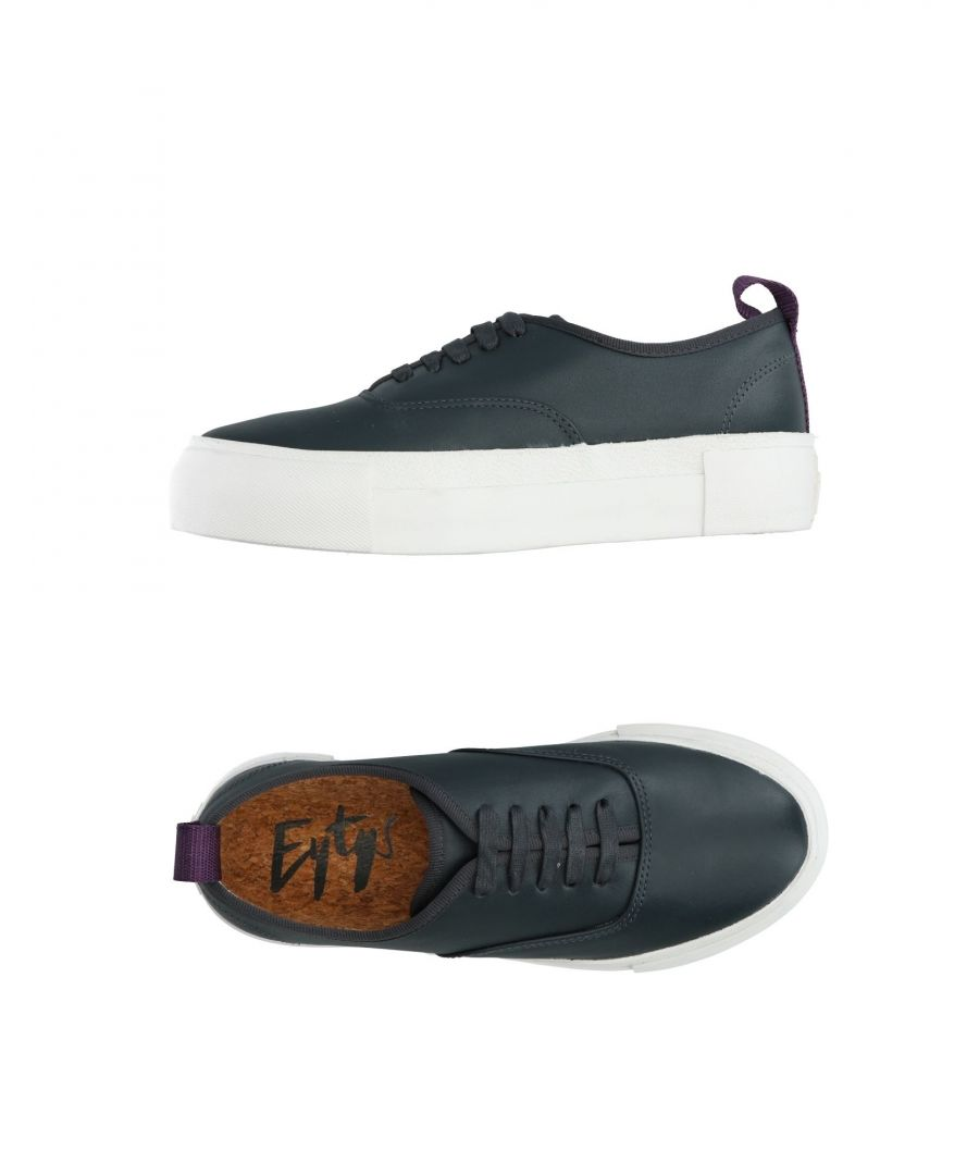 Image for Eytys Lead Leather Sneakers