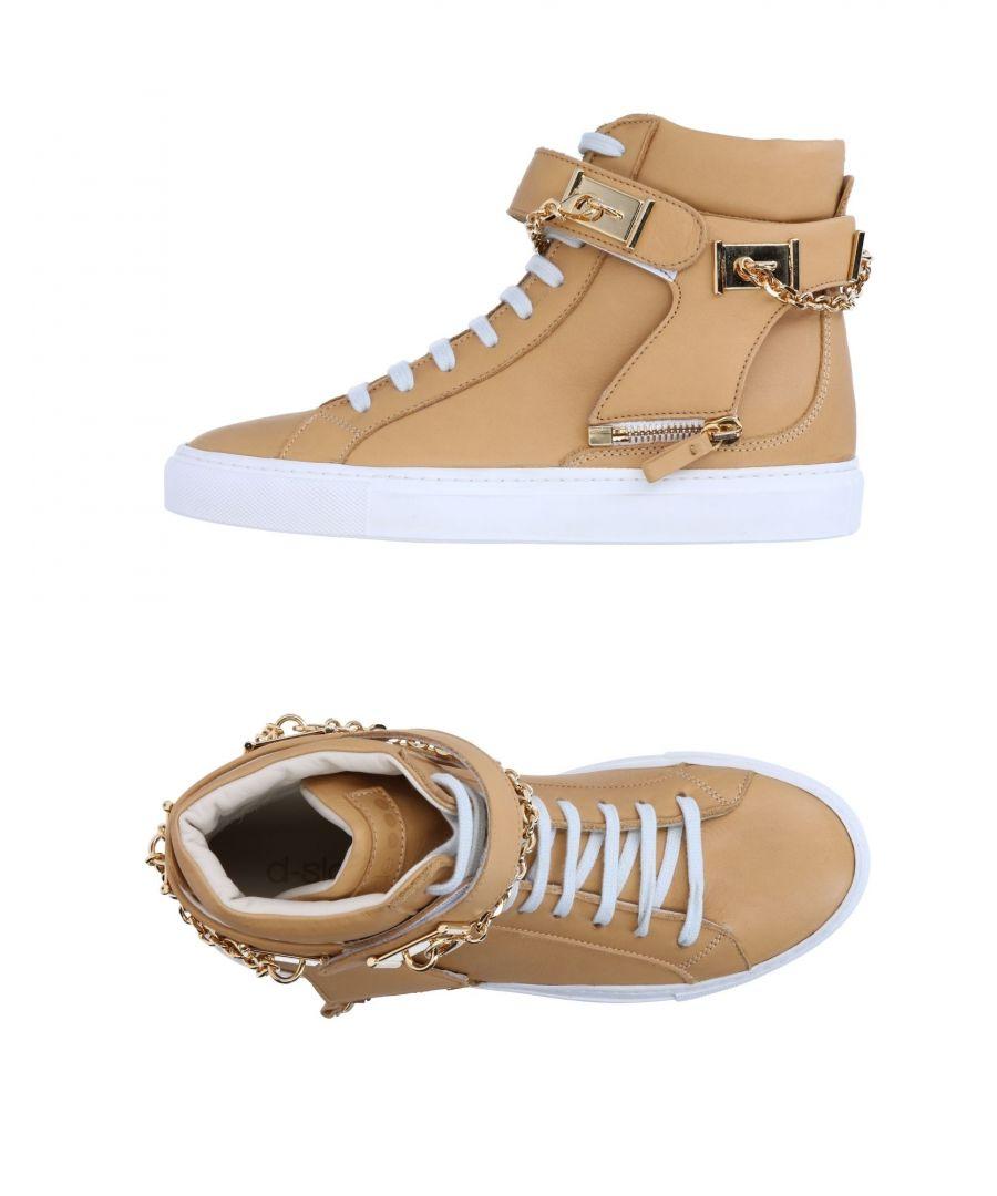Image for D-S!De Ochre High-top Sneakers