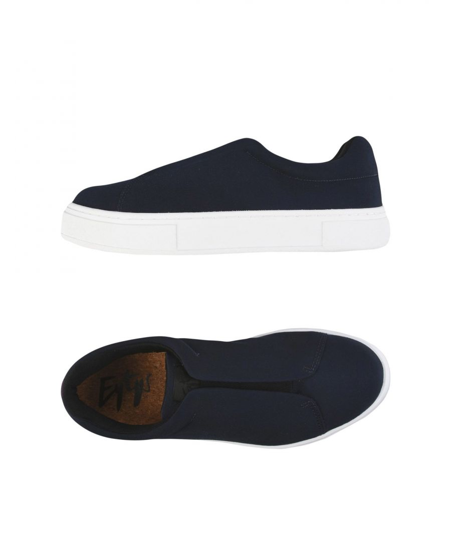 Image for Eytys Dark Blue Sneakers