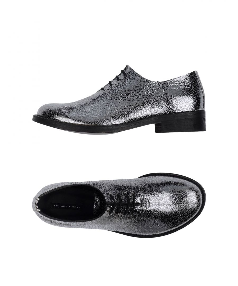 Image for Liviana Conti Lead Leather Lace Up Shoes