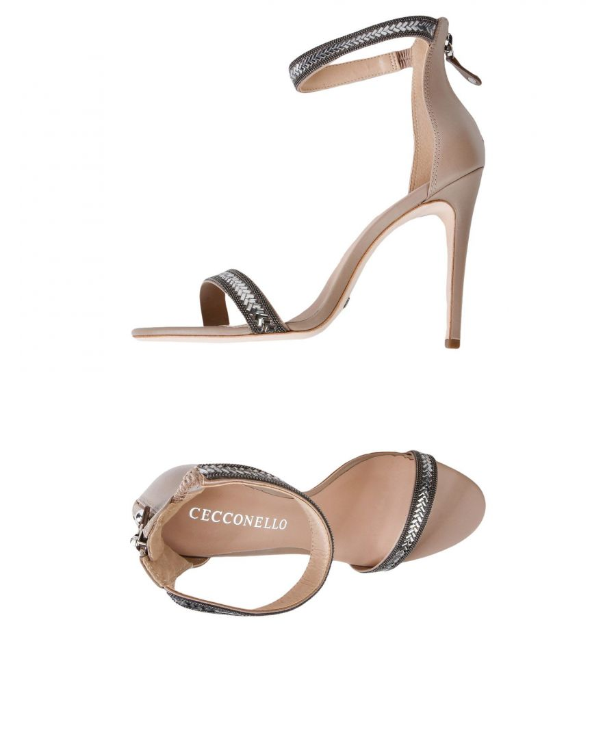 Image for FOOTWEAR Cecconello Dove grey Woman Leather