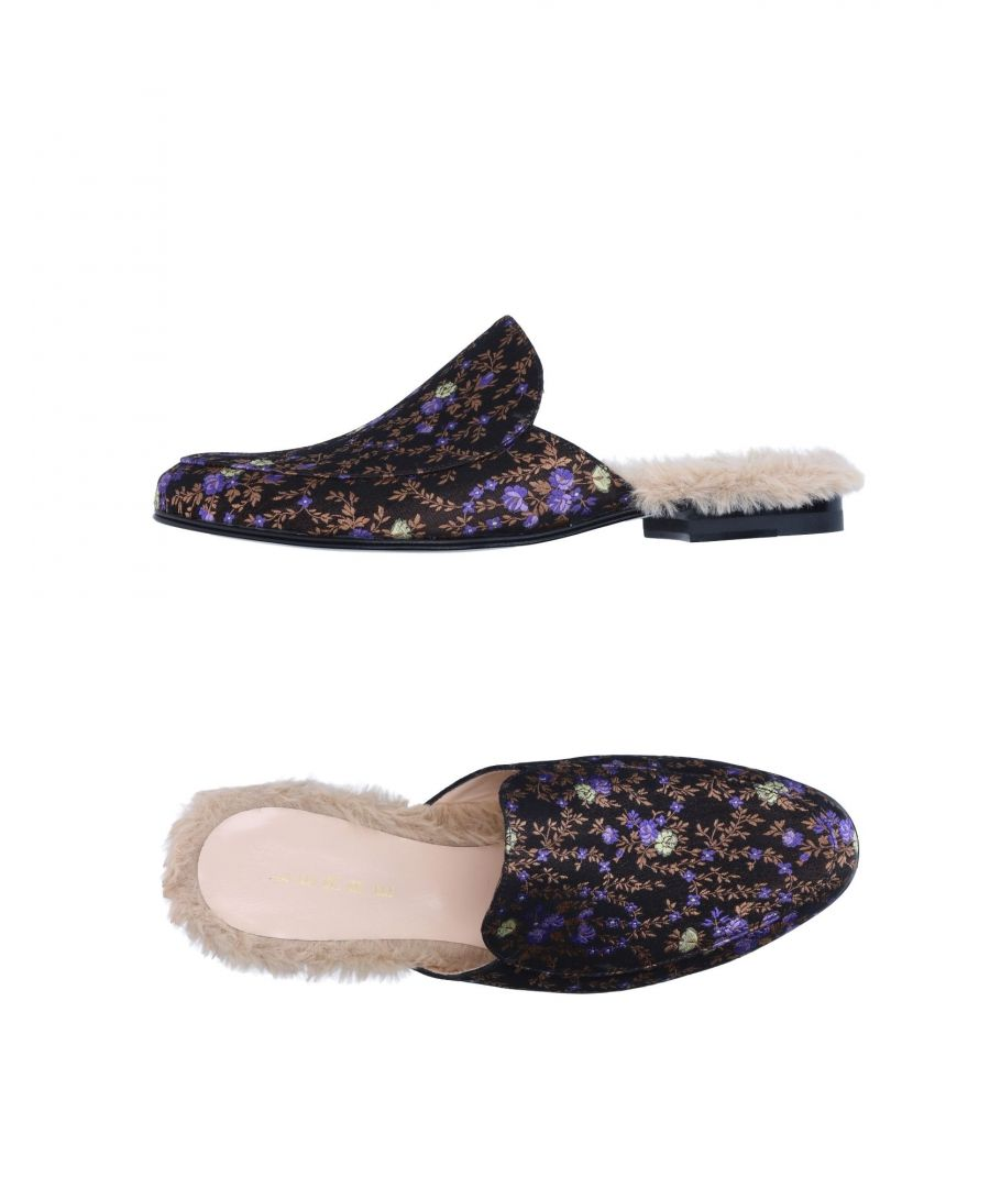 Image for FOOTWEAR Lerre Dark brown Woman Textile fibres