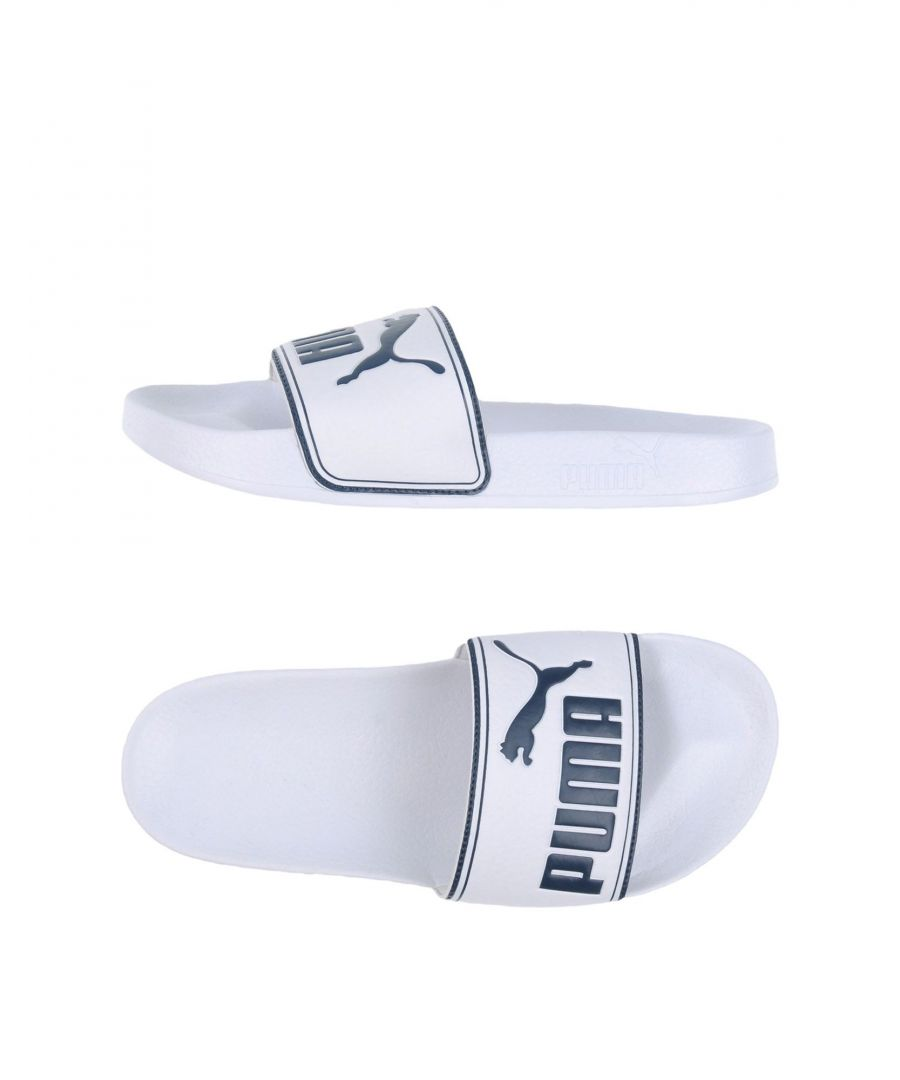 Image for Puma Man Sandals White Rubber