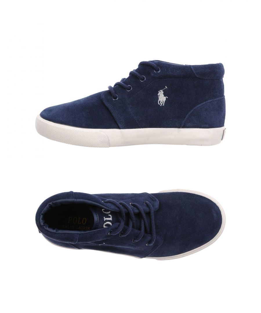 Image for FOOTWEAR Ralph Lauren Dark blue Boy Leather
