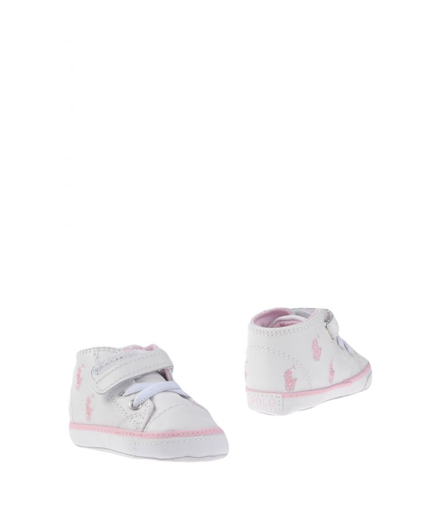 Image for FOOTWEAR Ralph Lauren White Girl Leather