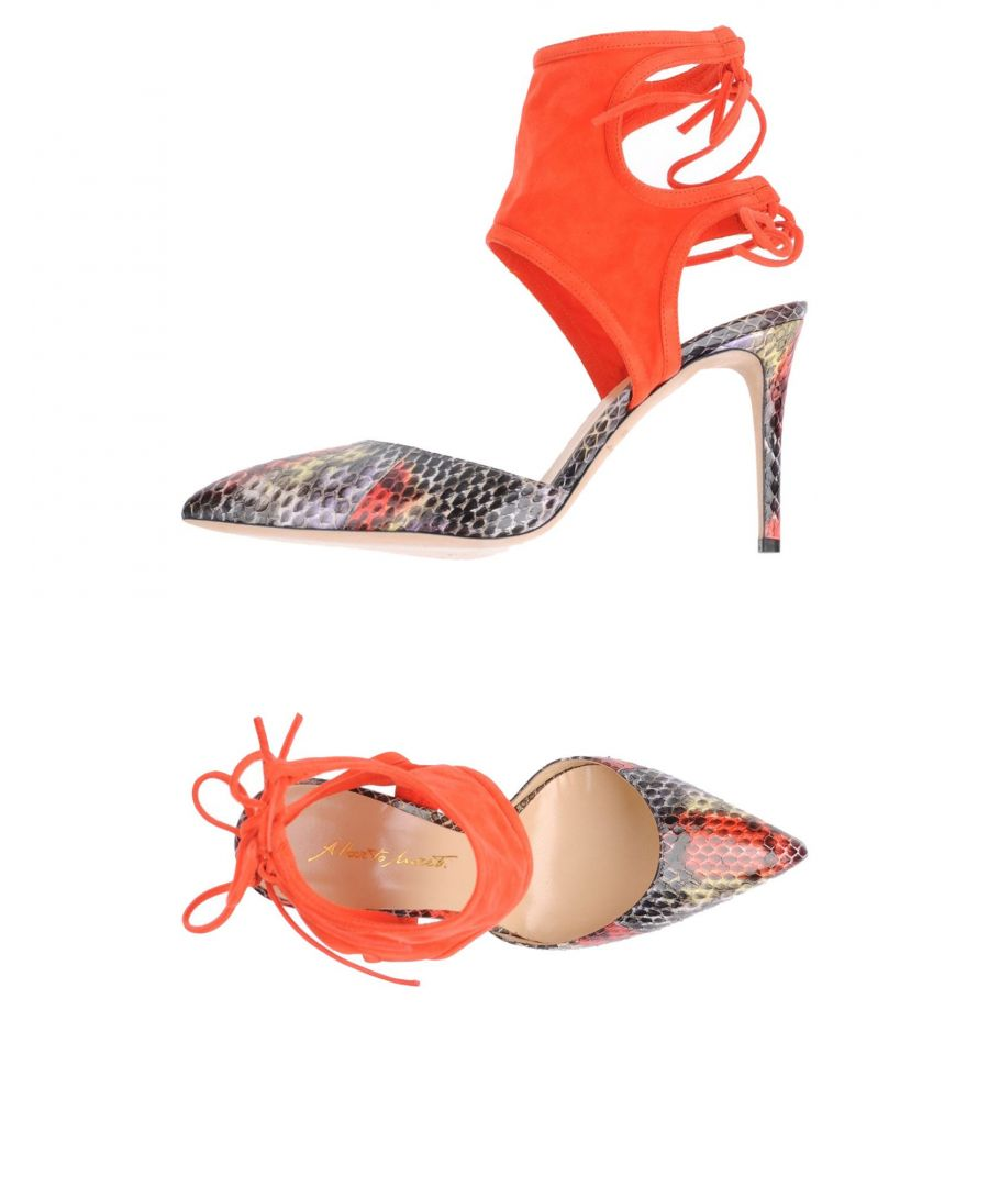 Image for FOOTWEAR Alberto Moretti Red Woman Leather