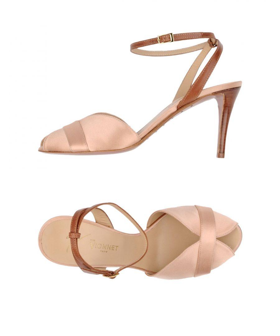 Image for FOOTWEAR Giuseppe Zanotti X Vionnet Pink Woman Leather