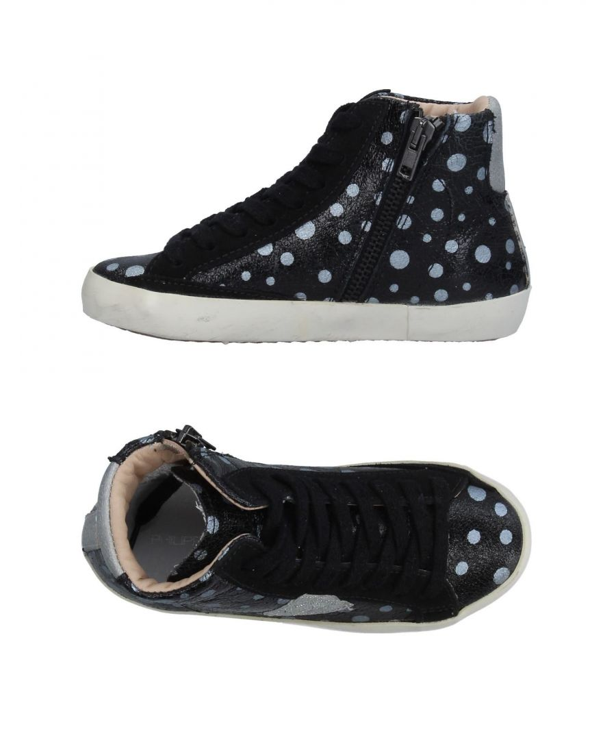 Image for Philippe Model Black Girl Leather Shoes