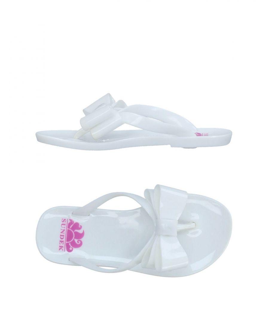 Image for FOOTWEAR Sundek White Girl Plastic