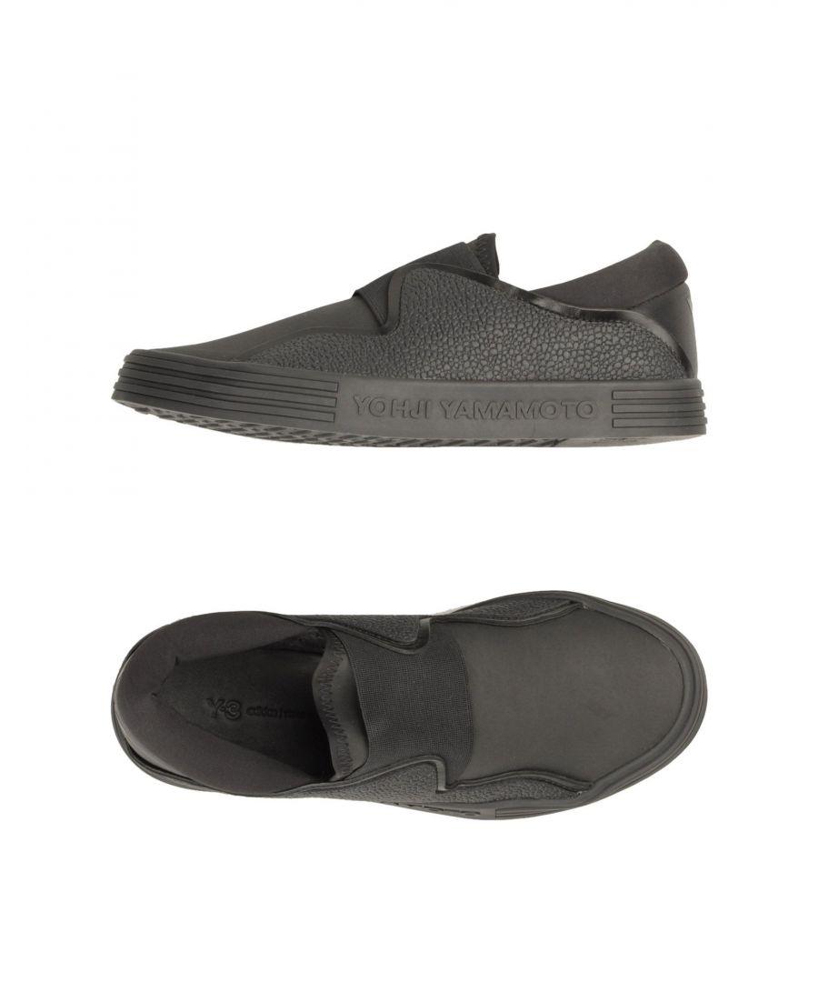 Image for Y-3 Black Slip On Sneakers