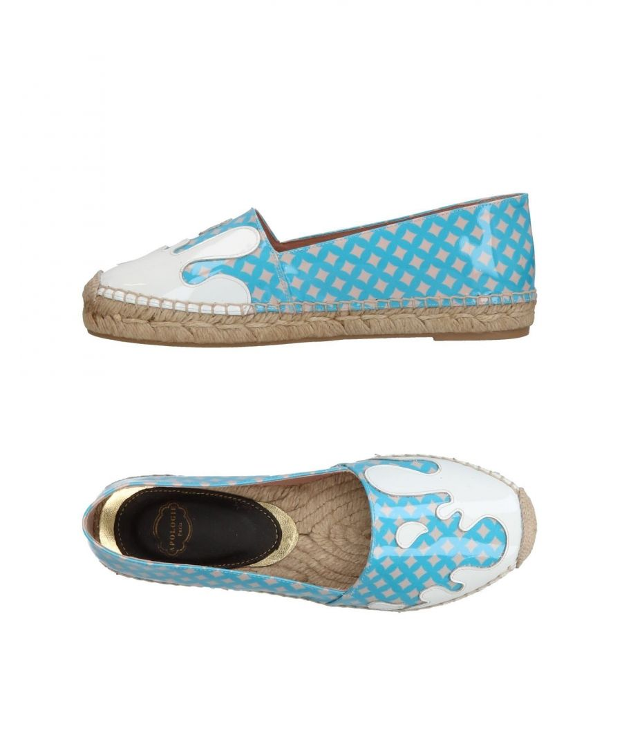 Image for FOOTWEAR Apologie Azure Woman Textile fibres