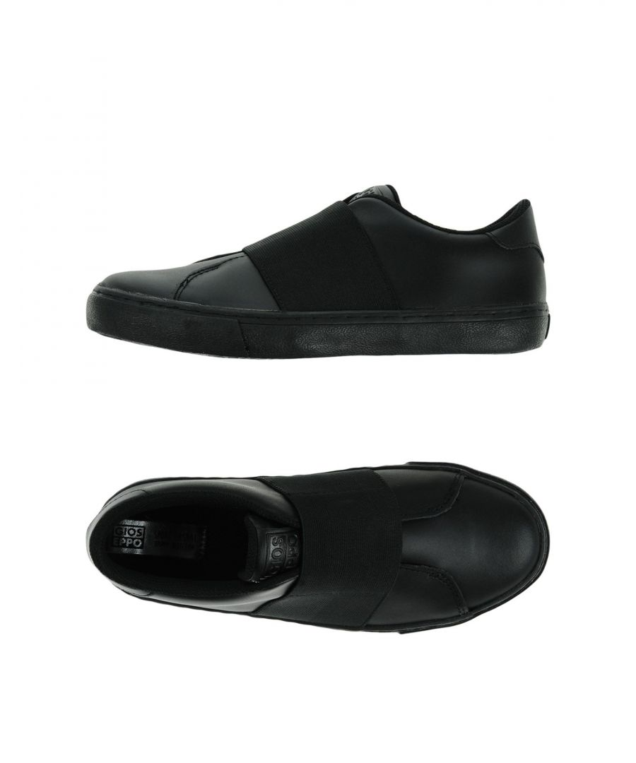 Image for Gioseppo Woman Low-tops & sneakers Black Textile fibres