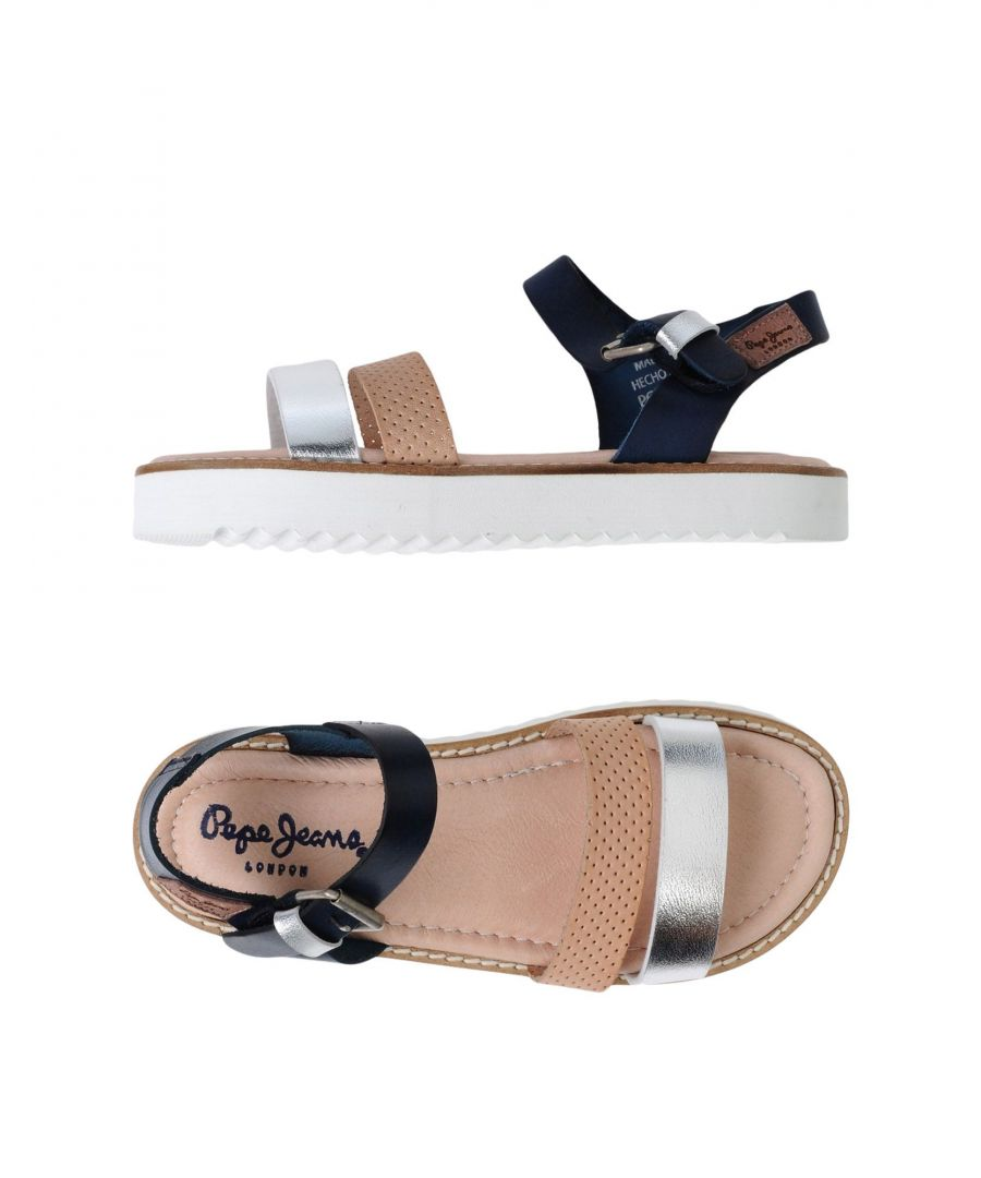Image for FOOTWEAR Pepe Jeans Silver Girl Leather