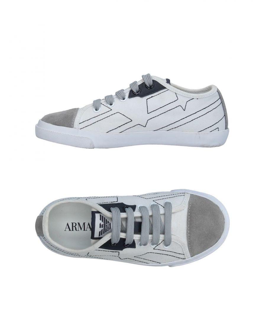 Image for FOOTWEAR Armani Junior White Boy Cotton
