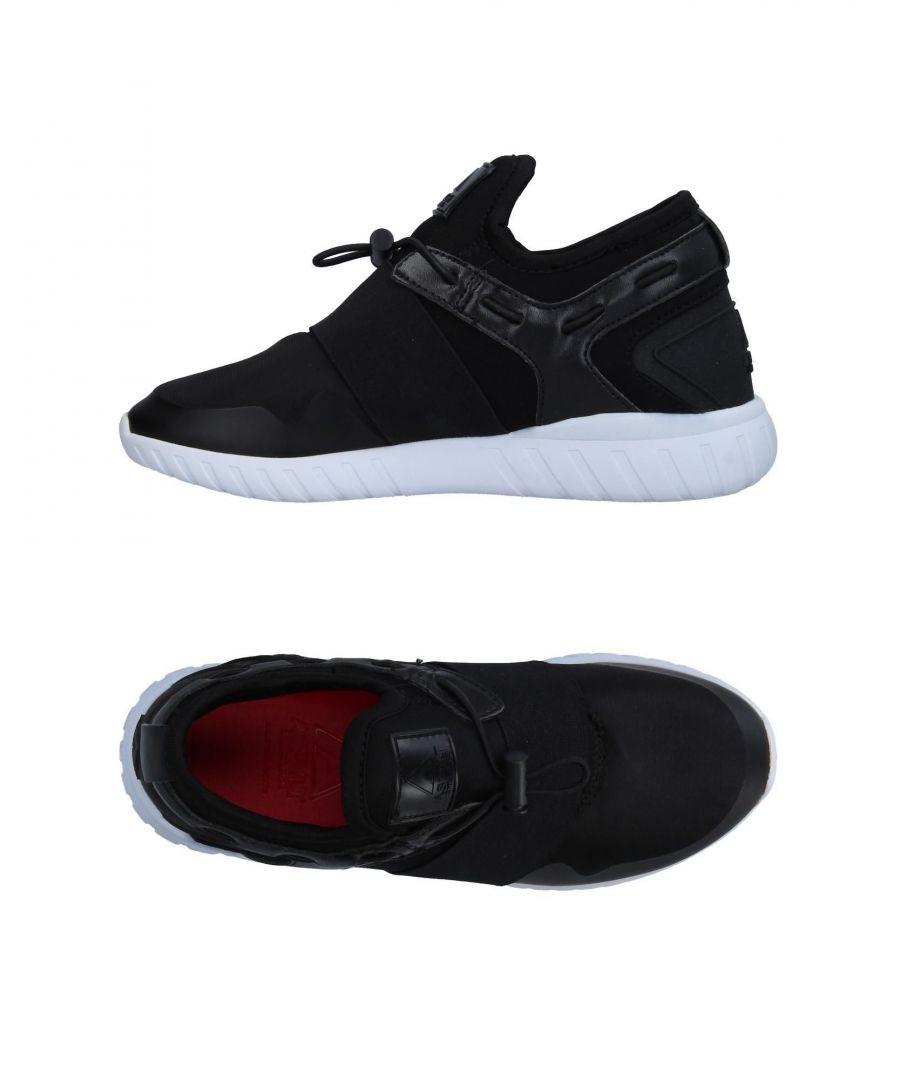 Image for Asfvlt Black Sneakers