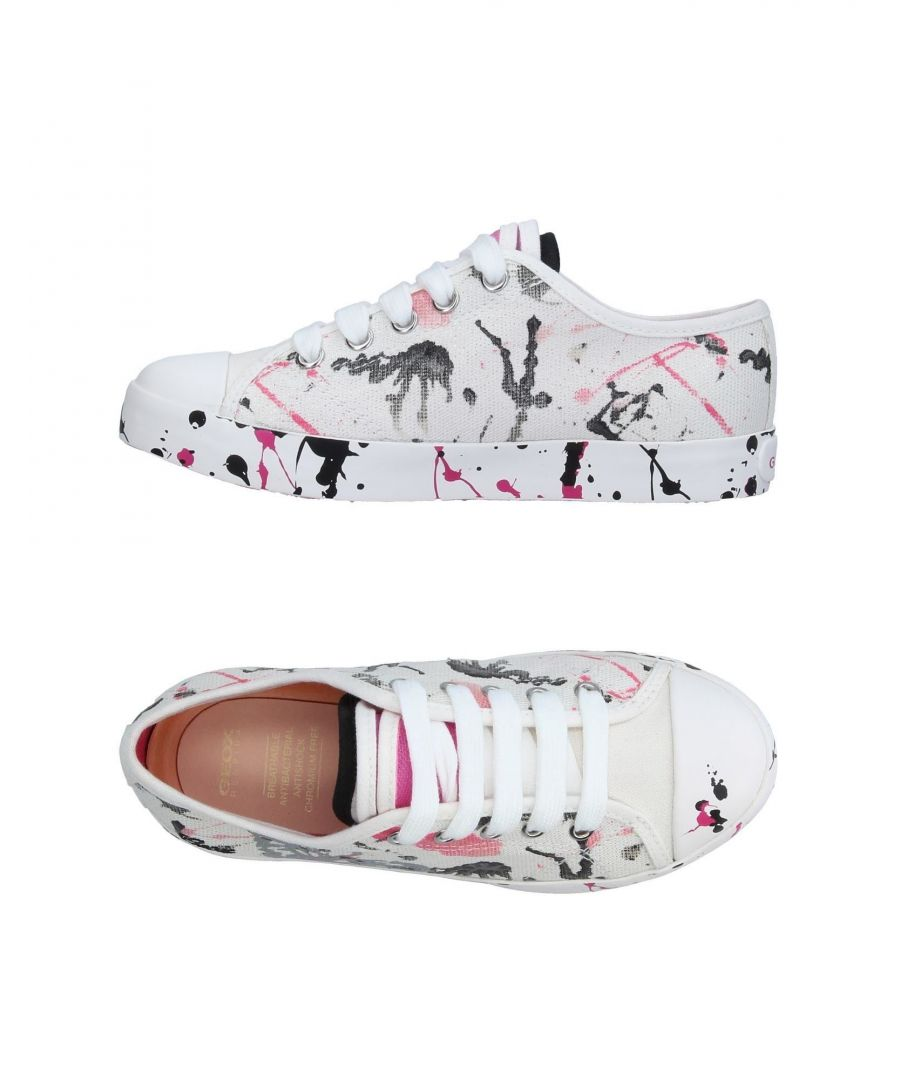 Image for FOOTWEAR Geox White Girl Textile fibres