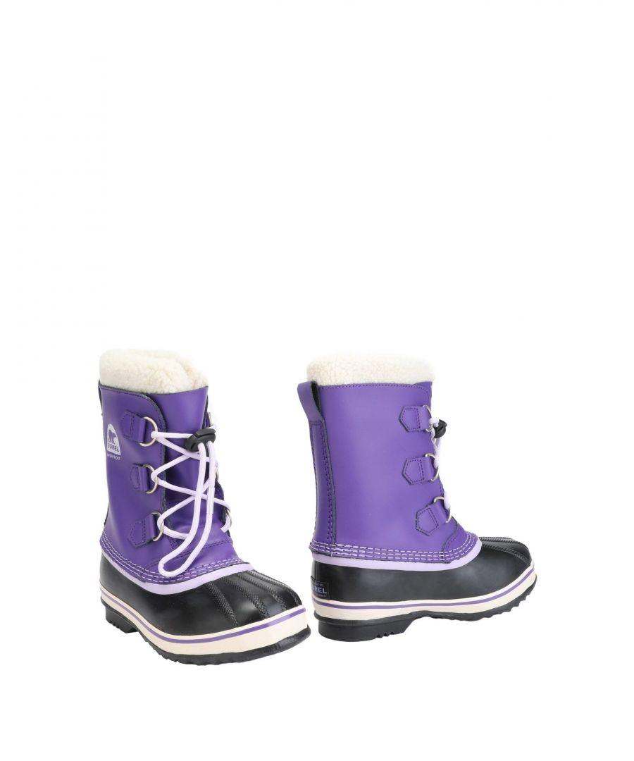 Image for FOOTWEAR Sorel Purple Girl Leather