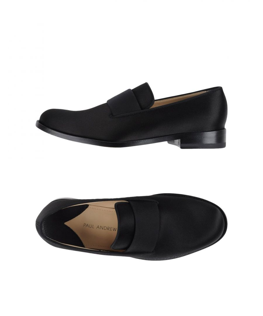 Image for Paul Andrew Black Loafers