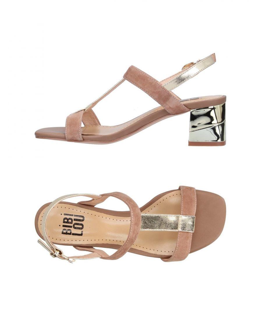Image for FOOTWEAR Bibi Lou Beige Woman Leather