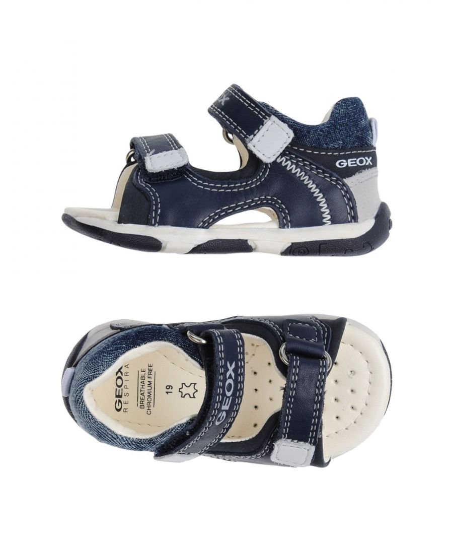 Image for FOOTWEAR Geox Dark blue Boy Leather