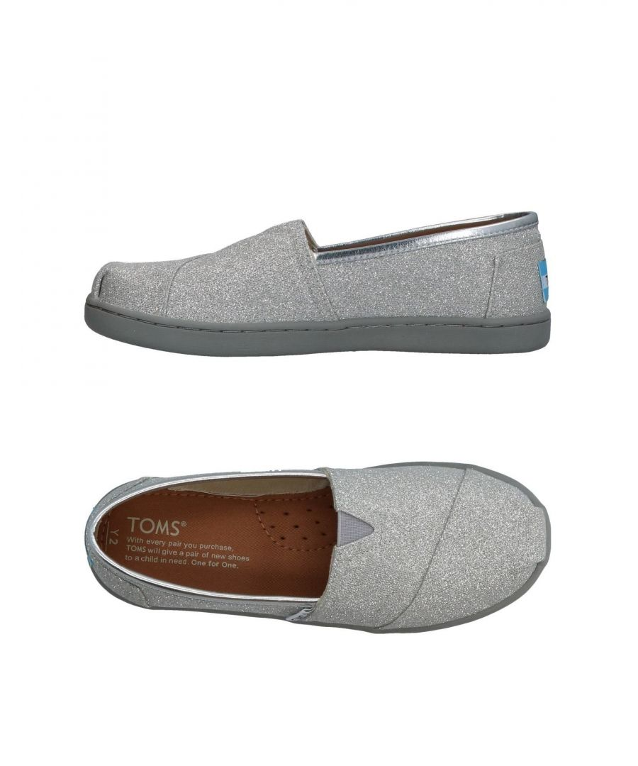 Image for Toms Silver Sneakers